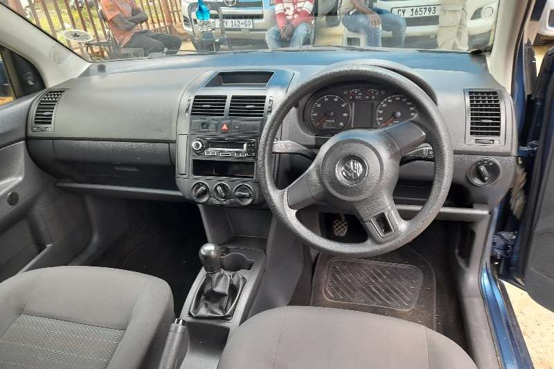 VW Polo Vivo Hatch 5-door POLO VIVO 1.4 5Dr 2016