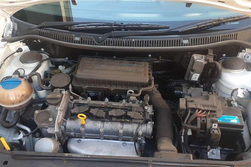 VW Polo Vivo Hatch 5-door POLO VIVO 1.4 5Dr 2017