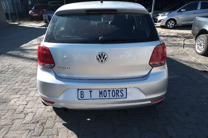 VW Polo Vivo Hatch 5-door POLO VIVO 1.4 5Dr 2018