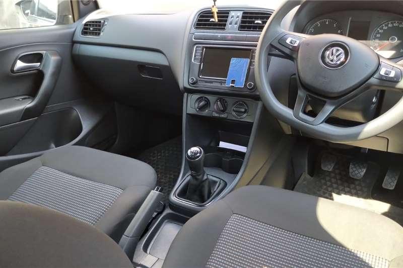 VW Polo Vivo hatch 5-door POLO VIVO 1.4 5Dr 2019