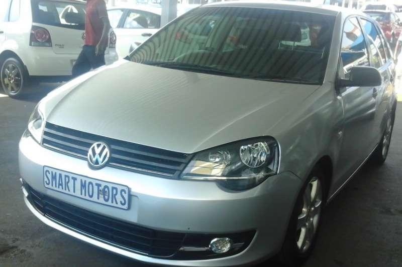 VW Polo Vivo Hatch 5-door POLO VIVO 1.4 BLUELINE 5Dr 2012