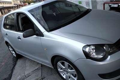 VW Polo Vivo hatch 5-door POLO VIVO 1.4 BLUELINE 5Dr 2013