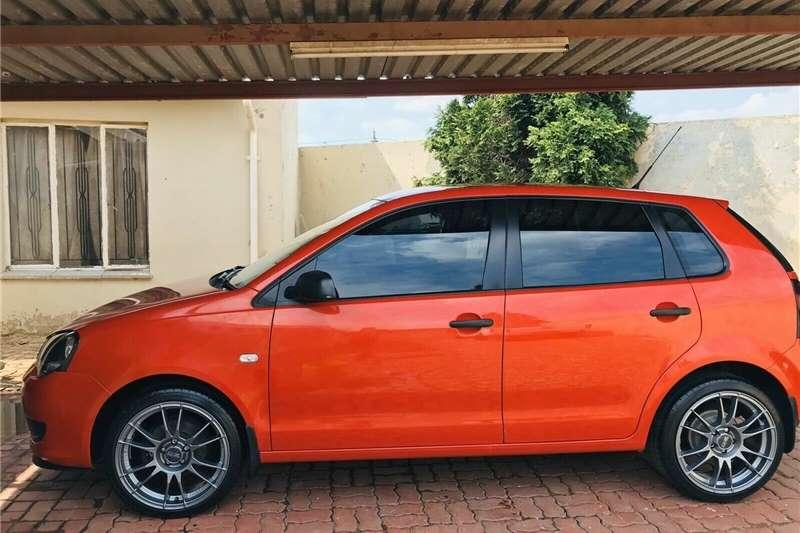 VW Polo Vivo Hatch 5-door POLO VIVO 1.4 COMFORTLINE (5DR) 2012