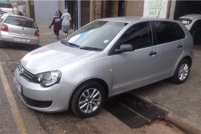 VW Polo Vivo Hatch 5-door POLO VIVO 1.4 COMFORTLINE (5DR) 2012