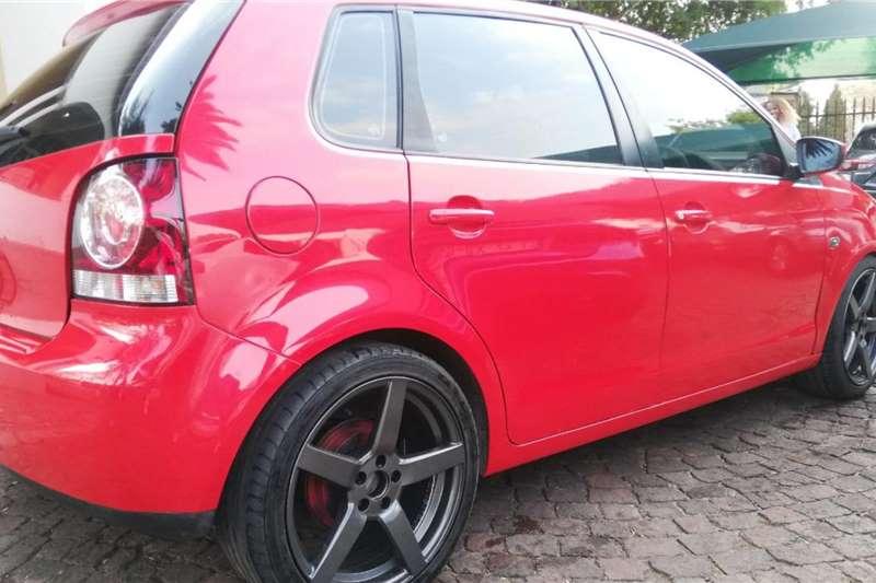 2013 VW Polo Vivo hatch 5-door POLO VIVO 1.4 COMFORTLINE (5DR)