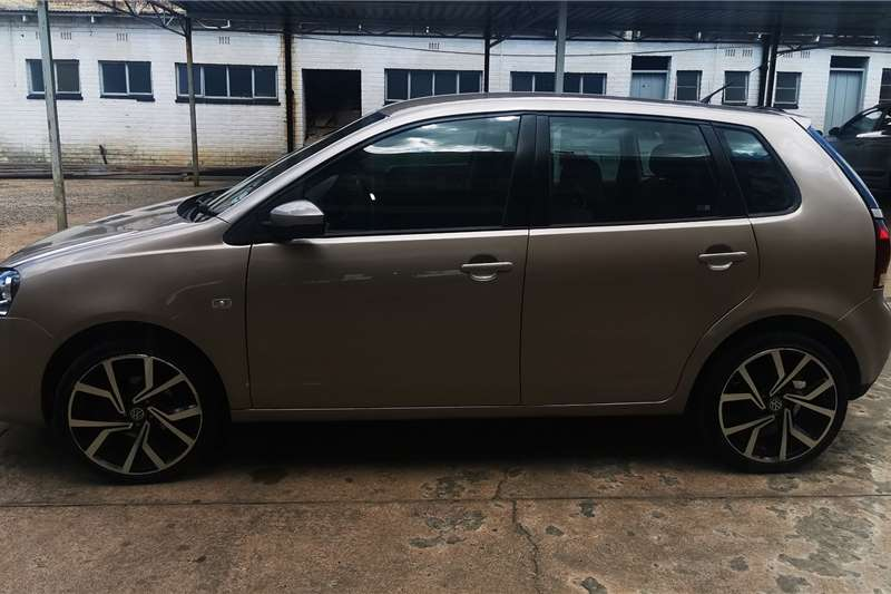 VW Polo Vivo Hatch 5-door POLO VIVO 1.4 COMFORTLINE (5DR) 2016