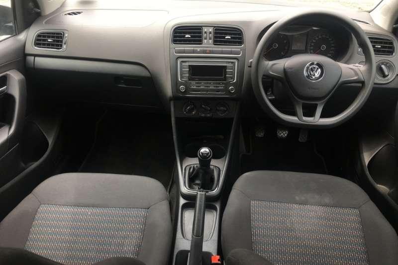 VW Polo Vivo Hatch 5-door POLO VIVO 1.4 COMFORTLINE (5DR) 2018