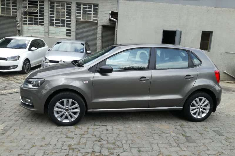VW Polo Vivo Hatch 5-door POLO VIVO 1.4 COMFORTLINE (5DR) 2018