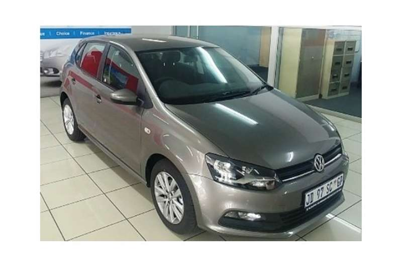 VW Polo Vivo Hatch 5-door POLO VIVO 1.4 COMFORTLINE (5DR) 2019
