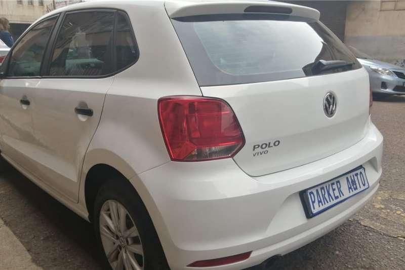 VW Polo Vivo Hatch 5-door POLO VIVO 1.4 COMFORTLINE (5DR) 2019