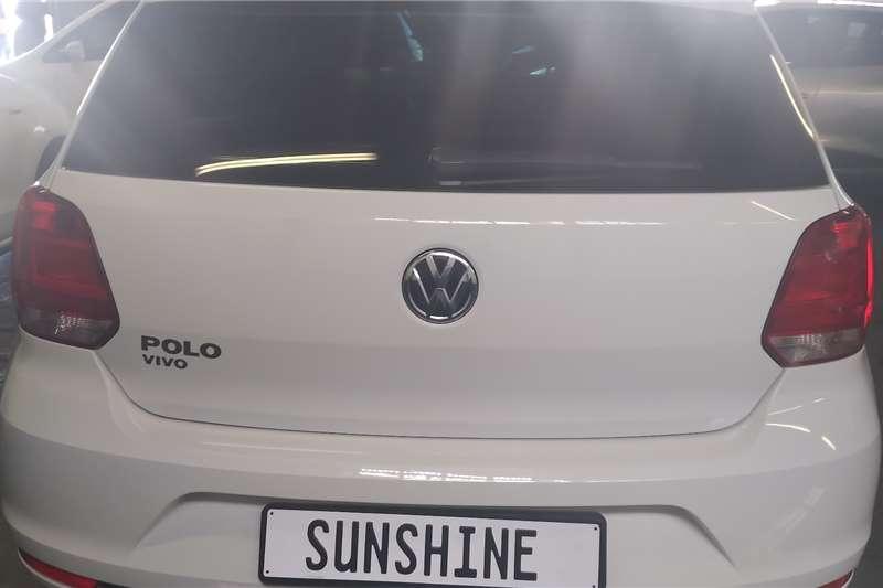 Used 2019 VW Polo Vivo Hatch 5-door POLO VIVO 1.4 COMFORTLINE (5DR)