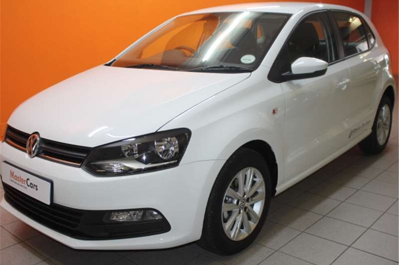 VW Polo Vivo Hatch 5-door POLO VIVO 1.4 COMFORTLINE (5DR) 2020