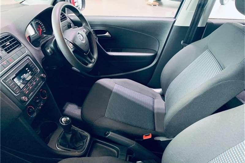 2020 VW Polo Vivo hatch 5-door POLO VIVO 1.4 COMFORTLINE (5DR)