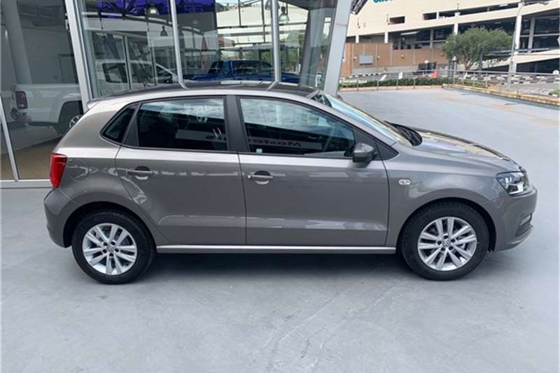 VW Polo Vivo Hatch 5-door POLO VIVO 1.4 COMFORTLINE (5DR) 2021