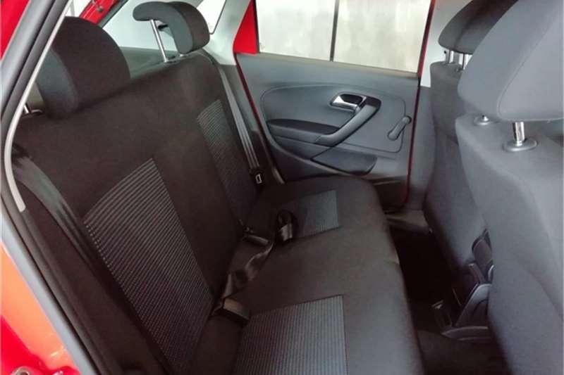 VW Polo Vivo Hatch 5-door POLO VIVO 1.4 COMFORTLINE (5DR) 2021