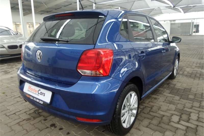 2021 VW Polo Vivo hatch 5-door POLO VIVO 1.4 COMFORTLINE (5DR)