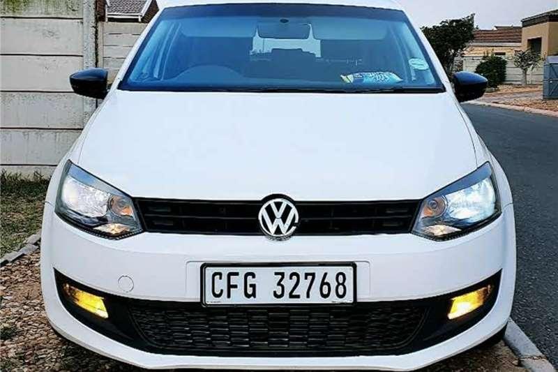 VW Polo Vivo hatch 5-door POLO VIVO 1.4 TRENDLINE (5DR) 2012