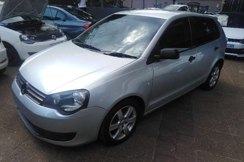 2012 VW Polo Vivo hatch 5-door POLO VIVO 1.4 TRENDLINE 5Dr