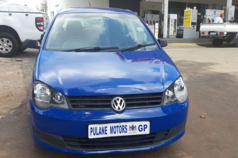 VW Polo Vivo hatch 5-door POLO VIVO 1.4 TRENDLINE 5Dr 2012