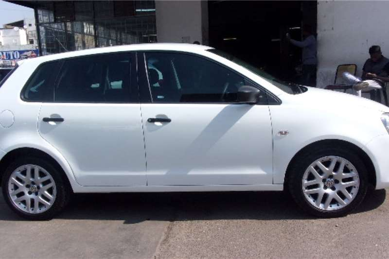 VW Polo Vivo Hatch 5-door POLO VIVO 1.4 TRENDLINE (5DR) 2013