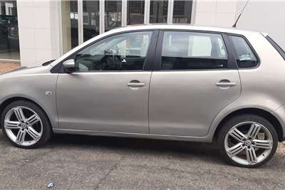 Used 2013 VW Polo Vivo Hatch 5-door POLO VIVO 1.4 TRENDLINE 5Dr
