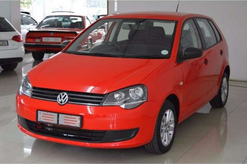 VW Polo Vivo Hatch 5-door POLO VIVO 1.4 TRENDLINE (5DR) 2014