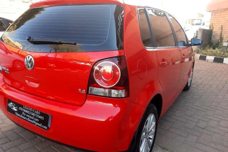 Used 2014 VW Polo Vivo Hatch 5-door POLO VIVO 1.4 TRENDLINE (5DR)