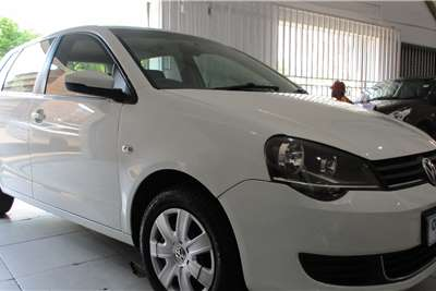 VW Polo Vivo Hatch 5-door POLO VIVO 1.4 TRENDLINE (5DR) 2015