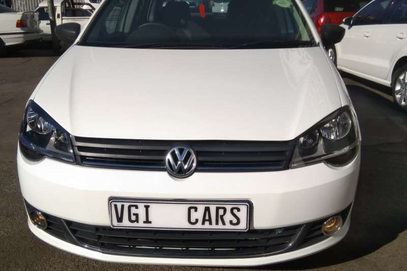 VW Polo Vivo Hatch 5-door POLO VIVO 1.4 TRENDLINE 5Dr 2016