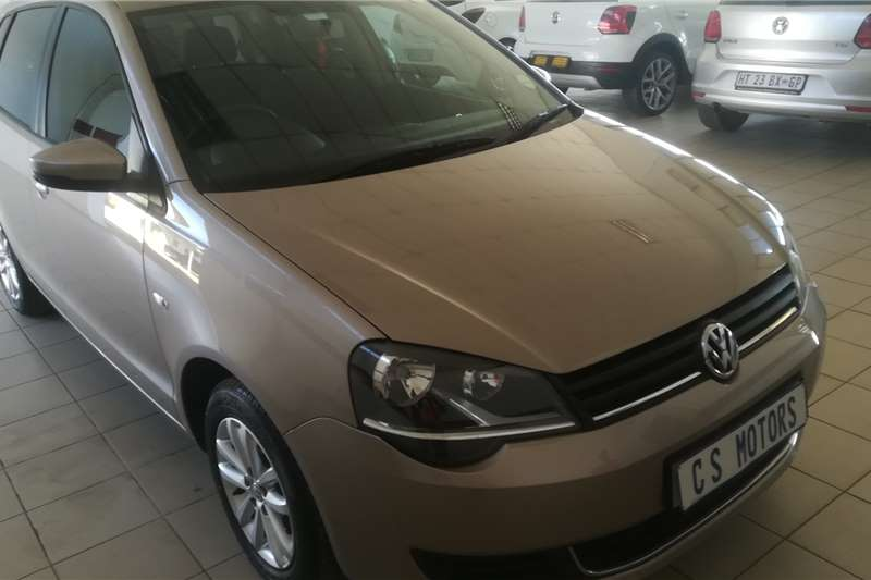 VW Polo Vivo Hatch 5-door POLO VIVO 1.4 TRENDLINE (5DR) 2016