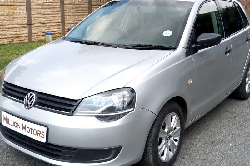 VW Polo Vivo hatch 5-door POLO VIVO 1.4 TRENDLINE (5DR) 2017