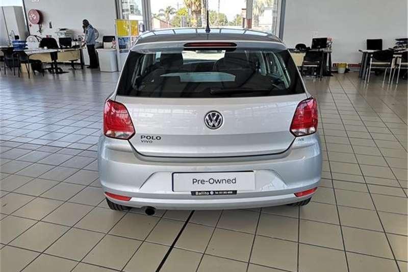 VW Polo Vivo Hatch 5-door POLO VIVO 1.4 TRENDLINE (5DR) 2018