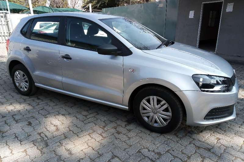 VW Polo Vivo Hatch 5-door POLO VIVO 1.4 TRENDLINE 5Dr 2018