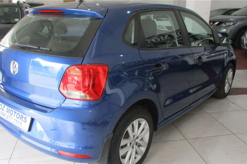 VW Polo Vivo Hatch 5-door POLO VIVO 1.4 TRENDLINE (5DR) 2018