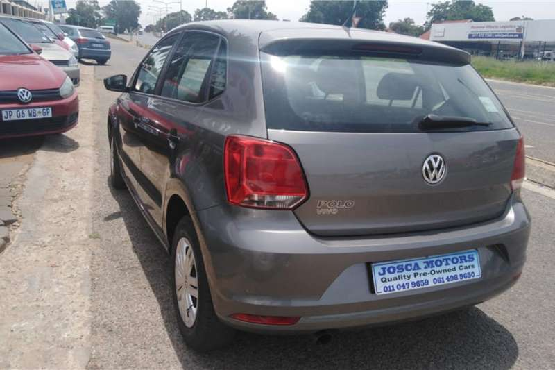 Used 2018 VW Polo Vivo Hatch 5-door POLO VIVO 1.4 TRENDLINE (5DR)