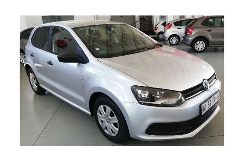 VW Polo Vivo Hatch 5-door POLO VIVO 1.4 TRENDLINE (5DR) 2019