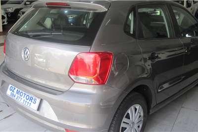 VW Polo Vivo Hatch 5-door POLO VIVO 1.4 TRENDLINE 5Dr 2019