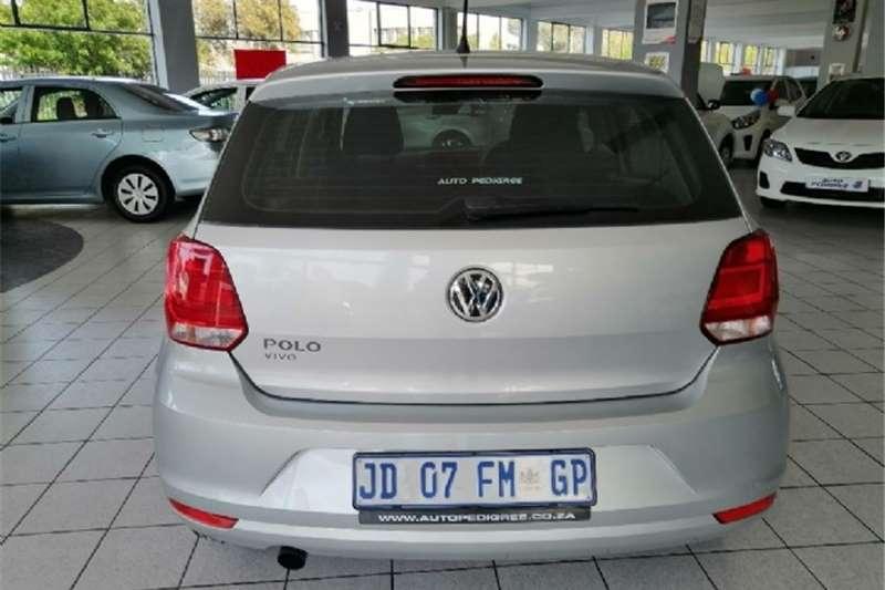 Used 2019 VW Polo Vivo Hatch 5-door POLO VIVO 1.4 TRENDLINE (5DR)