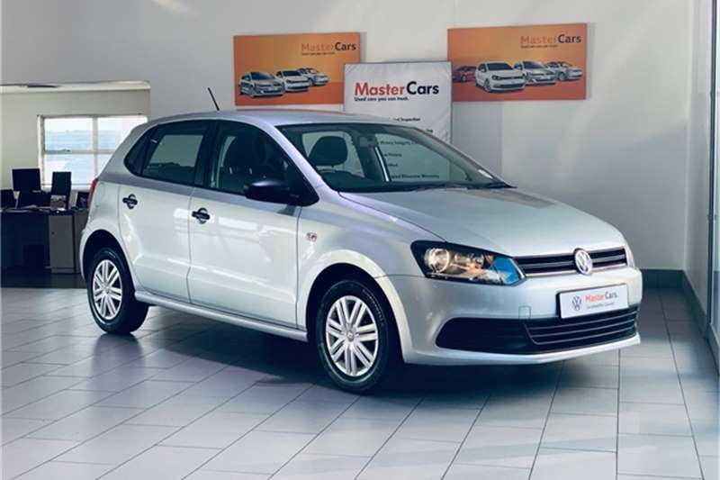 VW Polo Vivo hatch 5-door POLO VIVO 1.4 TRENDLINE (5DR) 2020