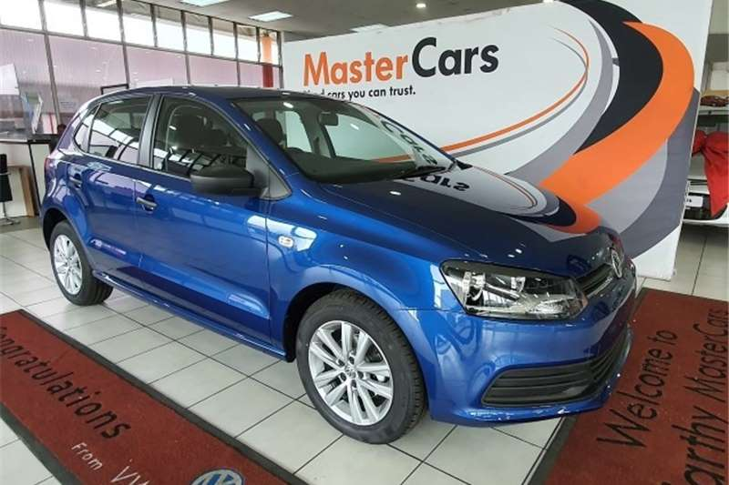 VW Polo Vivo Hatch 5-door POLO VIVO 1.4 TRENDLINE (5DR) 2021