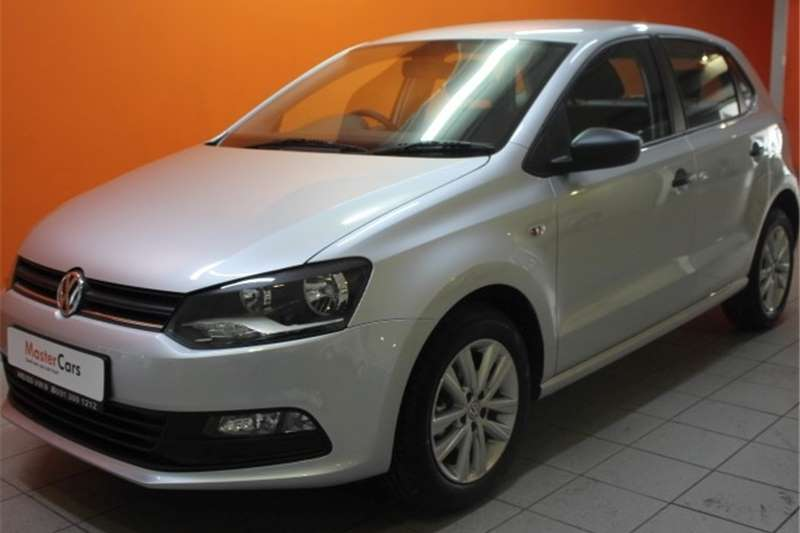 2021 VW Polo Vivo hatch 5-door POLO VIVO 1.4 TRENDLINE (5DR)