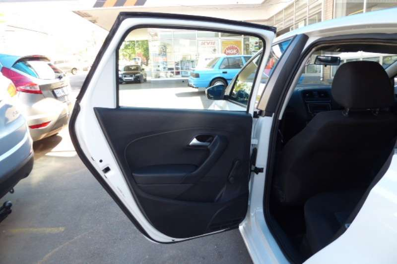 VW Polo Vivo hatch 5-door POLO VIVO 1.4 TRENDLINE TIP 5DR ALMOST NEW 2018