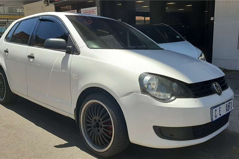 VW Polo Vivo Hatch 5-door POLO VIVO 1.6 5Dr 2013