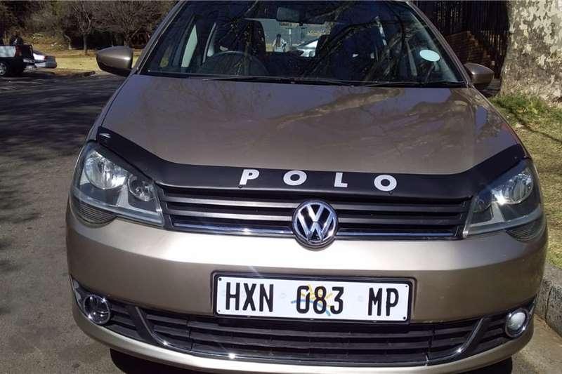 2016 VW Polo Vivo hatch 5-door POLO VIVO 1.6 5Dr