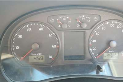 VW Polo Vivo Hatch 5-door POLO VIVO 1.6 COMFORTLINE TIP (5DR) 2014
