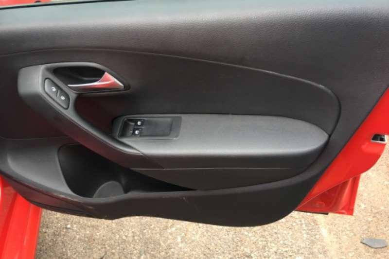 VW Polo Vivo Hatch 5-door POLO VIVO 1.6 COMFORTLINE TIP (5DR) 2018
