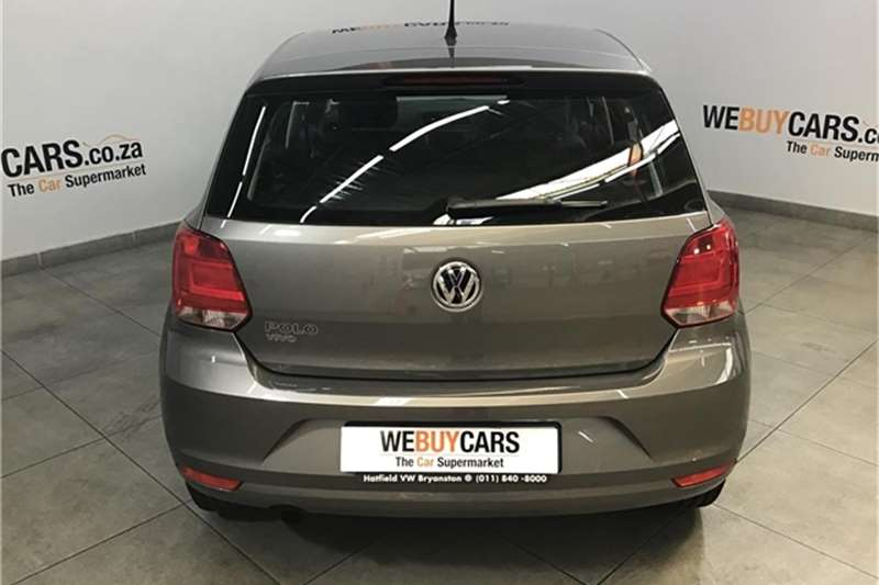 VW Polo Vivo Hatch 5-door POLO VIVO 1.6 COMFORTLINE TIP (5DR) 2019