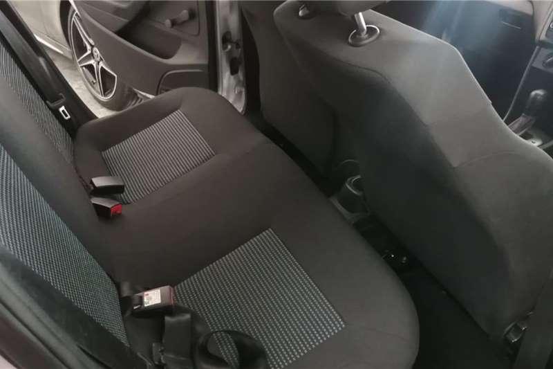 VW Polo Vivo Hatch 5-door POLO VIVO 1.6 COMFORTLINE TIP (5DR) 2019