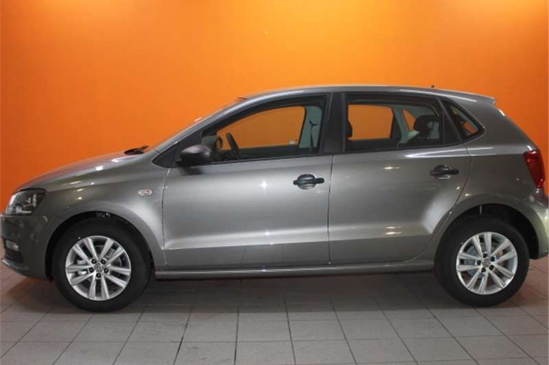 VW Polo Vivo Hatch 5-door POLO VIVO 1.6 COMFORTLINE TIP (5DR) 2020