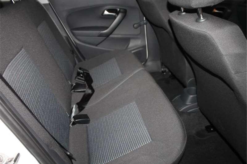 VW Polo Vivo Hatch 5-door POLO VIVO 1.6 COMFORTLINE TIP (5DR) 2020